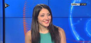 Sonia Carneiro dans i télé - 12/07/15 - 06
