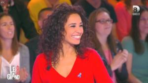 Aida Touihri dans le Grand 8 - 05/11/15 - 03