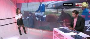 Amélie Bitoun dans Un Jour aux Courses - 11/10/16 - 06
