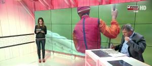 Amélie Bitoun dans un Jour aux Courses - 19/09/16 - 02