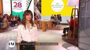 Annabelle Belmondo dans la Nouvelle Edition - 28/09/16 - 01