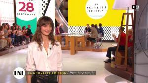 Annabelle Belmondo dans la Nouvelle Edition - 28/09/16 - 02