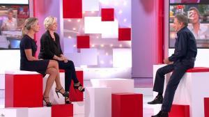 Anne-Sophie Lapix et Anne-Elisabeth Lemoine dans Vivement la Télé - 02/10/16 - 01
