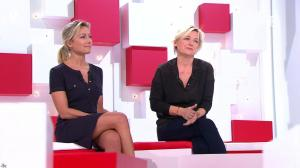 Anne-Sophie Lapix et Anne-Elisabeth Lemoine dans Vivement la Télé - 02/10/16 - 03