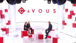 Anne-Sophie Lapix et Anne-Elisabeth Lemoine dans Vivement la Télé - 02/10/16 - 05