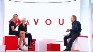 Anne-Sophie Lapix et Anne-Elisabeth Lemoine dans Vivement la Télé - 02/10/16 - 06