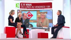 Anne-Sophie Lapix et Anne-Elisabeth Lemoine dans Vivement la Télé - 02/10/16 - 10