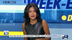 Aurélie Casse dans Week-End Direct - 02/10/16 - 03
