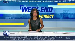 Aurélie Casse dans Week End Direct - 02/10/16 - 04