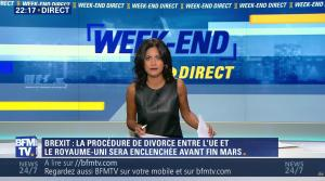 Aurélie Casse dans Week-End Direct - 02/10/16 - 05