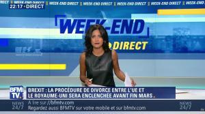 Aurélie Casse dans Week End Direct - 02/10/16 - 05
