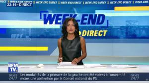 Aurélie Casse dans Week-End Direct - 02/10/16 - 06
