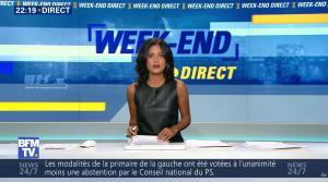Aurélie Casse dans Week End Direct - 02/10/16 - 06