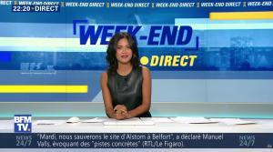 Aurélie Casse dans Week End Direct - 02/10/16 - 08