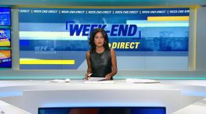 Aurélie Casse dans Week End Direct - 02/10/16 - 09