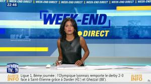 Aurélie Casse dans Week-End Direct - 02/10/16 - 11