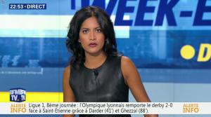 Aurélie Casse dans Week-End Direct - 02/10/16 - 12