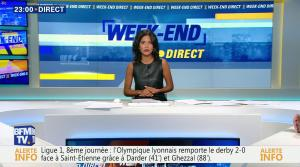 Aurélie Casse dans Week-End Direct - 02/10/16 - 13