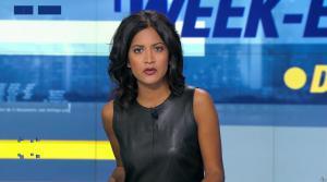 Aurélie Casse dans Week End Direct - 02/10/16 - 15