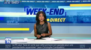 Aurélie Casse dans Week-End Direct - 02/10/16 - 18
