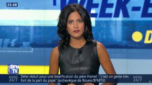 Aurélie Casse dans Week-End Direct - 02/10/16 - 19