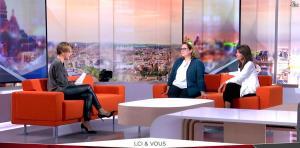 Benedicte Le Chatelier et LCI dans Vous - 04/10/16 - 09