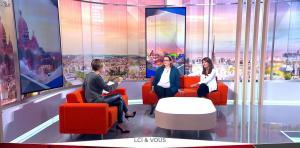 Benedicte Le Chatelier et LCI dans Vous - 04/10/16 - 12