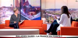 Benedicte Le Chatelier et LCI dans Vous - 04/10/16 - 15