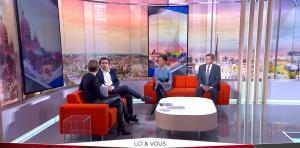 Benedicte Le Chatelier dans LCI et Vous - 12/10/16 - 17
