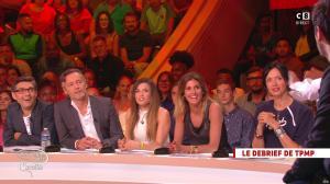 Caroline Ithurbide et Capucine Anav dans Touche pas à mon Poste - 16/09/16 - 01