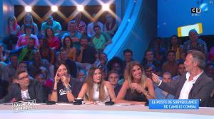 Caroline Ithurbide et Capucine Anav dans Touche pas à mon Poste - 16/09/16 - 06