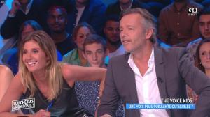 Caroline Ithurbide dans Touche pas à mon Poste - 16/09/16 - 04