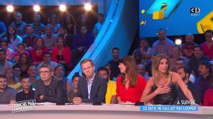 Caroline Ithurbide dans Touche pas à mon Poste - 23/09/16 - 01