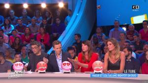 Caroline Ithurbide dans Touche pas à mon Poste - 23/09/16 - 03