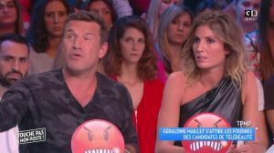 Caroline Ithurbide dans Touche pas à mon Poste - 26/09/16 - 04