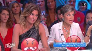 Caroline Ithurbide dans Touche pas à mon Poste - 26/09/16 - 05