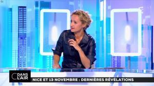 Caroline Roux dans C dans l'Air - 06/10/16 - 19