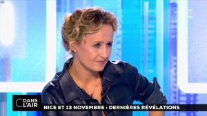 Caroline Roux dans C dans l'Air - 06/10/16 - 20