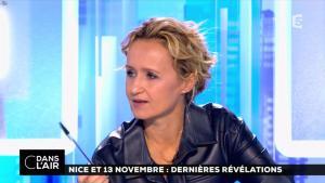 Caroline Roux dans C dans l'Air - 06/10/16 - 24