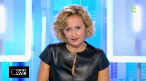 Caroline Roux dans C dans l'Air - 10/10/16 - 02