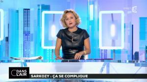 Caroline Roux dans C dans l'Air - 10/10/16 - 04