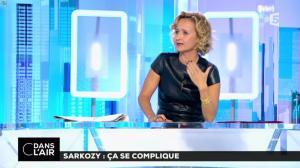 Caroline Roux dans C dans l'Air - 10/10/16 - 12
