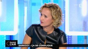 Caroline Roux dans C dans l'Air - 10/10/16 - 13