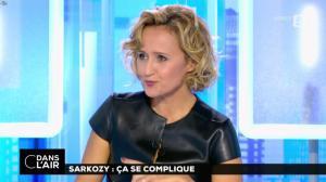 Caroline Roux dans C dans l'Air - 10/10/16 - 18