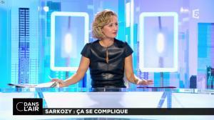 Caroline Roux dans C dans l'Air - 10/10/16 - 20