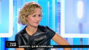 Caroline Roux dans C dans l'Air - 10/10/16 - 22