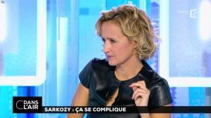 Caroline Roux dans C dans l'Air - 10/10/16 - 24