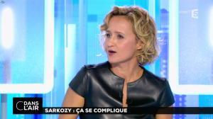 Caroline Roux dans C dans l'Air - 10/10/16 - 26