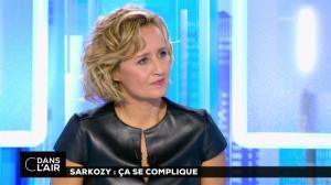 Caroline Roux dans C dans l'Air - 10/10/16 - 28
