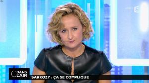 Caroline Roux dans C dans l'Air - 10/10/16 - 32